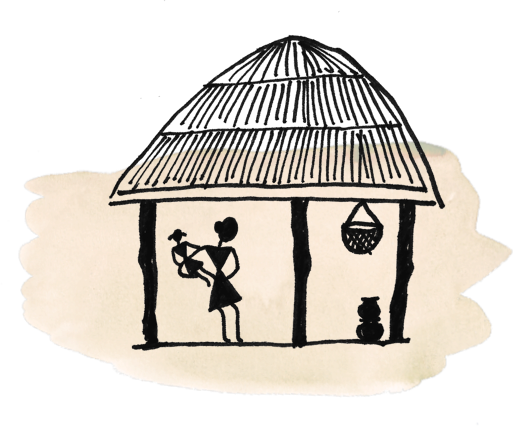Warli Painting Graphic